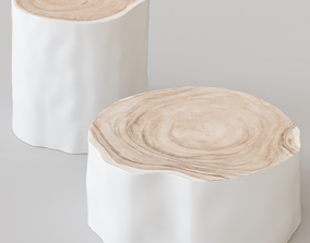 Uniqwa - TRUNK coffee table 3D