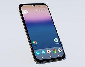 Smartphone 2019 3D model