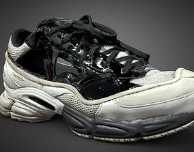 3D asset Adidas X Raf Simons Replicant Ozweego