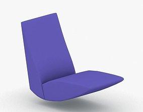 0123 - Rocking Chair 3D model