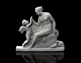 3D printable model god eros