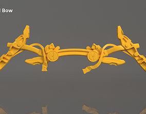 3D print model Aloys compound bow - Horizon Zero