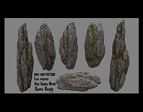 Stone 3D asset VR / AR ready
