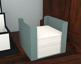 3D asset Note block