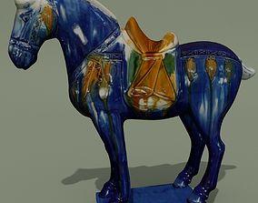 3D model Horse Statuette Z2