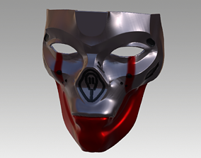 3D printable model Apex Legends Revenant Mask cosplay 1