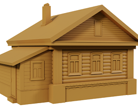 hobby-diy Village house 3D printing