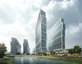 3d building 882