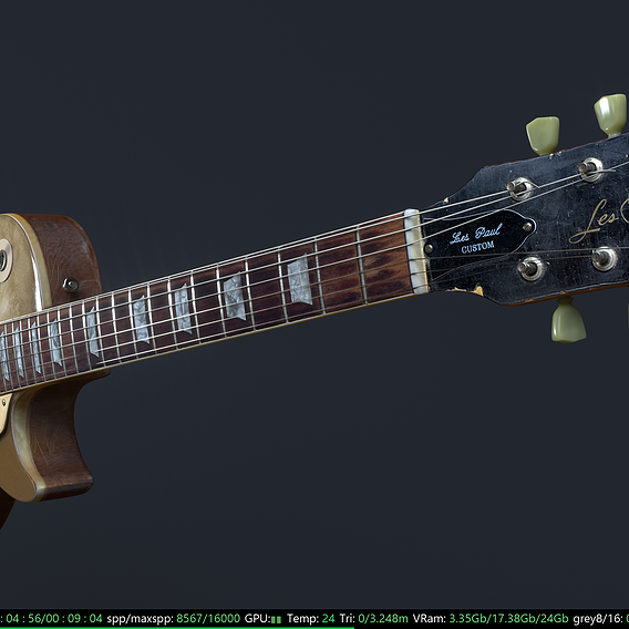 Gibson Les Paul - 1968