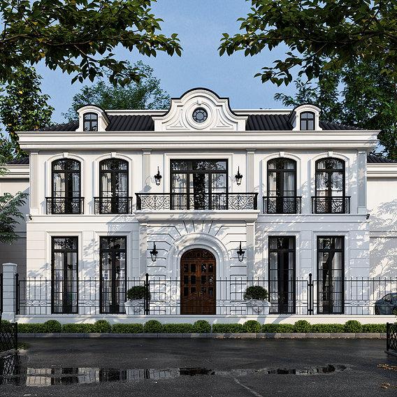 Elegance House | CGI
