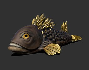 The Gold Fish 3D print model