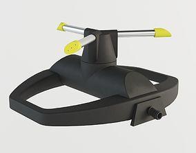 3D asset Karcher Circular Sprinkler