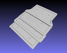 ALIEN Spacesuit Chestplate Piece 3D print model