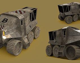 Surface Seeker 3D model
