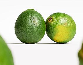 Lime 001 3D model