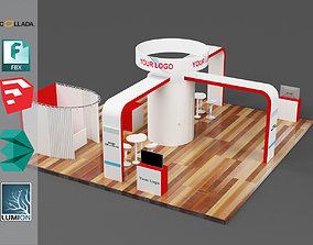 Stand3 3D model
