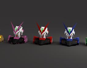 GUNDAM SEED Astray Gundam Astray Frame 3D printable model
