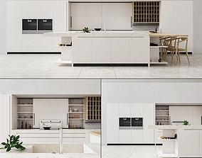 Kitchen 54 plate 3D