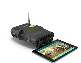 Wifi Controlled Video Tank 3D