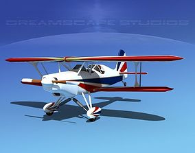 Stolp Starduster Too SA300 V07 3D model