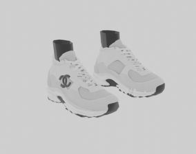 3D Channel Sneakers