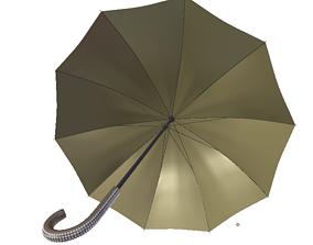 3D model game-ready Umbrella