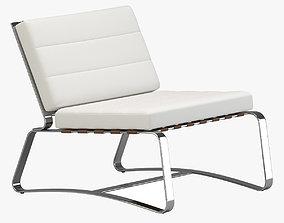 Minotti Chair 3D