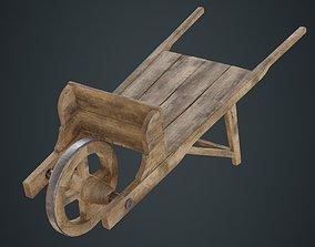 Wheelbarrow 2A 3D model