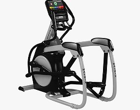 3D model Matrix E7xi Suspension Elliptical