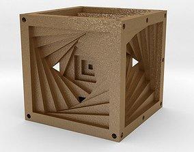 Dice 3D printable model home