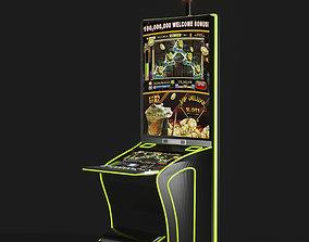3D casino vip slot machine