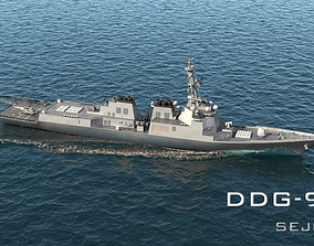 DDG-991 3D