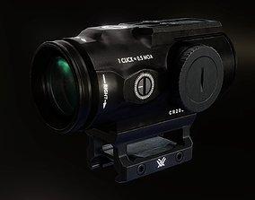 3D asset Vortex Spitfire HD Gen II x5