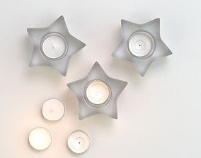 Candle holder other 3D