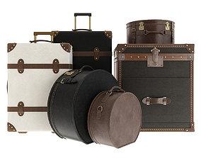 3D Suitcase Chest