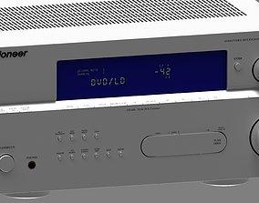 receiver Pioneer VSX-817 3D model