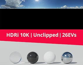 HDRi Sky 019 3D