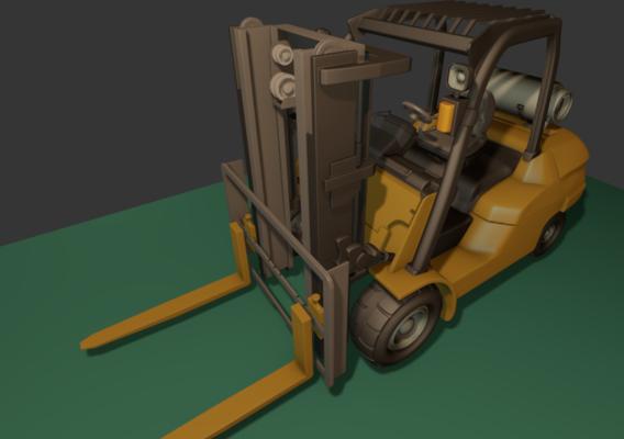 Forklift Truck_01