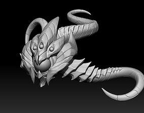 League of Legends Velkoz 3D printable model