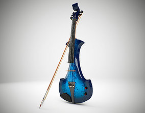 Electric Violin 3D