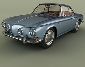 Volkswagen Karmann Ghia Typ34 3D model