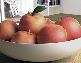 3D model Apple 1