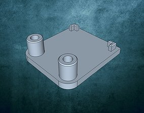 3D print model Awning Profile Cover