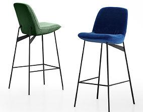 Mambo Unlimited Ideas Chiado bar chair 3D model