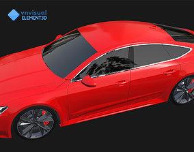E3D - Audi RS7 Sportback