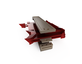 Contour Ruler 3D print model