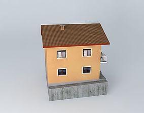 Mirsad Becirbasic 3D orange
