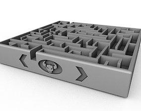 3D print model Labyrinth Game