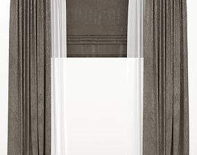 interior-design 3D Curtains