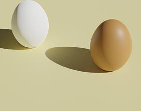 3D asset egg assortment